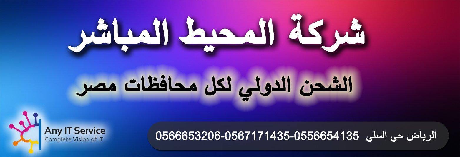 شركة المحيط المباشر للشحن الدولى مصر